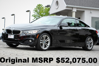 2014 BMW 4-Series 428i xDrive Coupe Sport Line in Alexandria VA