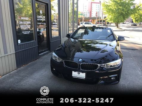 2014 BMW 435i Convertible M-Sport Lighting Premium  Driving Assist Rear Camera Navigation HK Sound in Seattle
