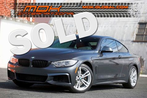 2014 BMW 428i - M Sport - Tech pkg - Head up display in Los Angeles