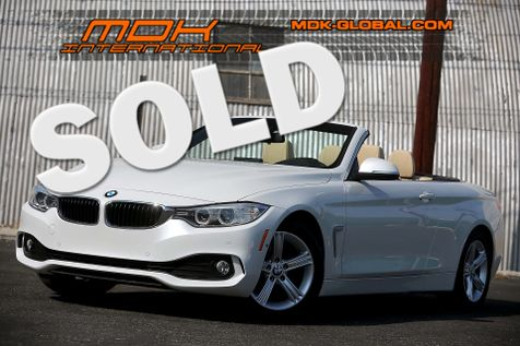 2014 BMW 428i - Comfort access - Top view cams in Los Angeles