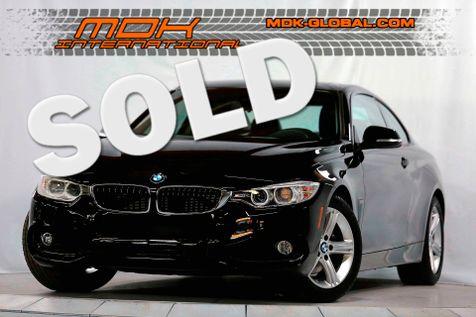 2014 BMW 428i - Navigation - Premium pkg in Los Angeles