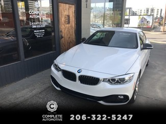 2014 BMW 428i Convertible Sport Line Driving Assist Premium Packages Navigation Rear Camera Heated Seats in Seattle