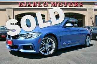 2014 BMW 428i Hardtop Convertible with MSport, Premium, Tech, Navi | San Ramon, California | Diablo Motors