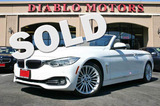 2014 BMW 428i Hardtop Convertible with Luxury, Premium, Technology, Navigation   San Ramon, California   Diablo Motors