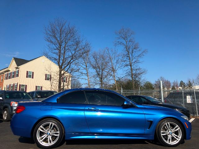 2014 BMW 428i xDrive Hard Top Convertible Leesburg, Virginia 8