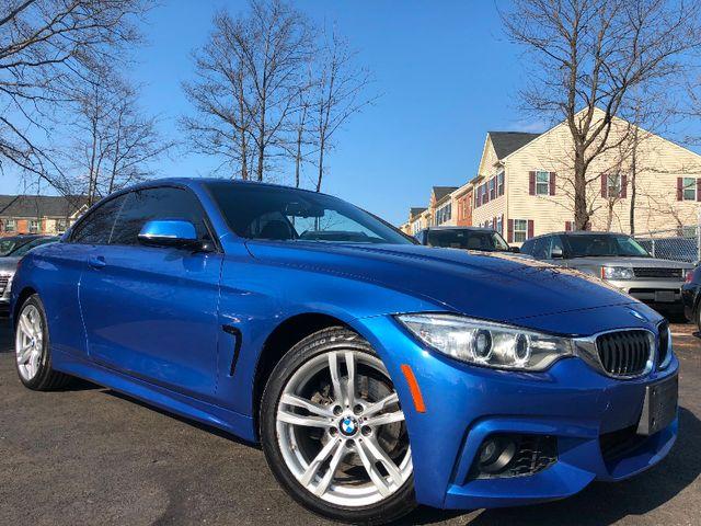 2014 BMW 428i xDrive Hard Top Convertible Leesburg, Virginia 9