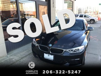 2014 BMW 428i xDrive M Sport Coupe All Wheel Drive Tech  Cold Weather Premium Driver Assist Save $25,127  in Seattle