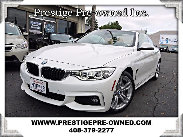 2014 BMW 435i 2014 BMW 435i CONVERTIBLE M SPORT--67 175 ORIGINAL MSRP---SUPER LOW 22