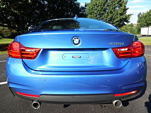 2014 BMW 435i Leesburg, Virginia 9