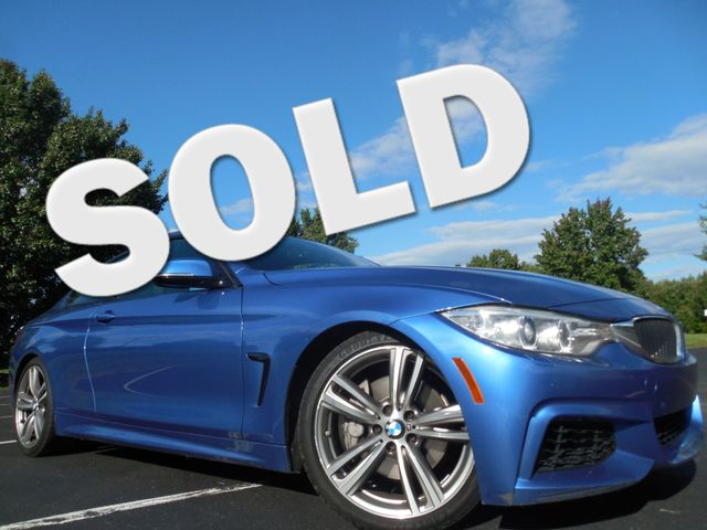 2014 BMW 435i Leesburg, Virginia 0