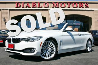 2014 BMW 435i Hardtop Convertible with Luxury Package | San Ramon, California | Diablo Motors