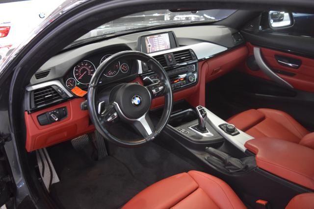 2014 BMW 435i xDrive 2dr Cpe 435i xDrive AWD Richmond Hill, New York 7