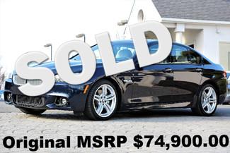 2014 BMW 5-Series 550i xDrive M Sport PKG in Alexandria VA