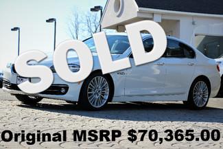 2014 BMW 5-Series 550i xDrive Luxury Line in Alexandria VA