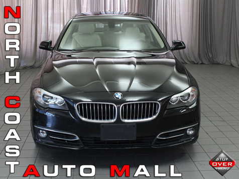 2014 BMW 528i xDrive 528i xDrive in Akron, OH