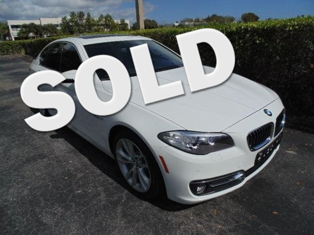 2014 BMW 535d 535d Sedan Luxury This 2014 BMW 535D is a 1-owner non-smoker Florida car and comes