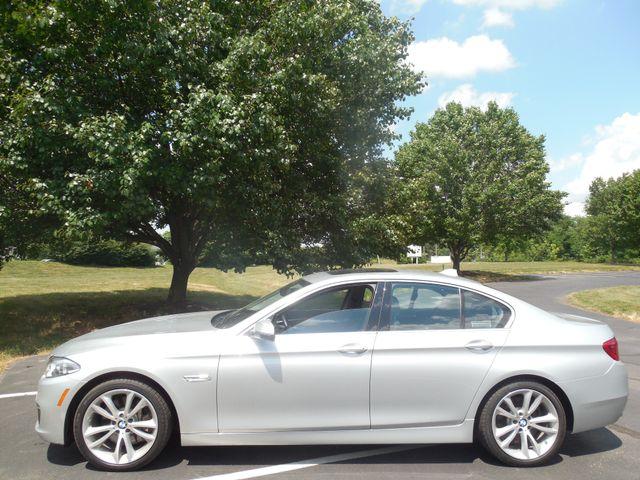 2014 BMW 535d xDrive Leesburg, Virginia 4