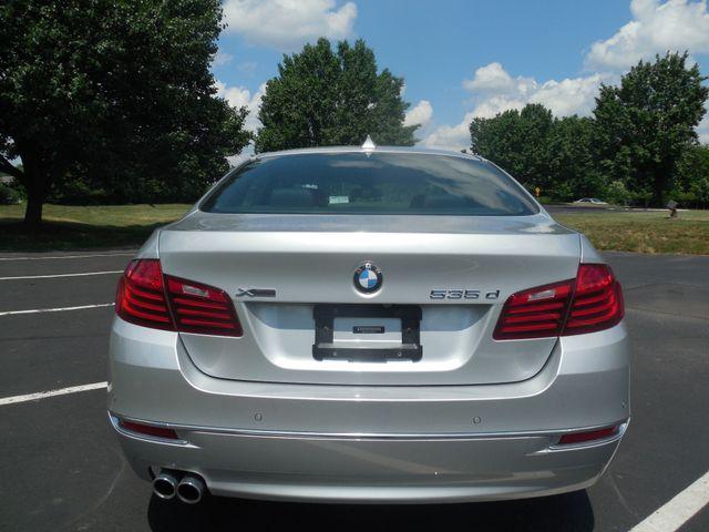 2014 BMW 535d xDrive Leesburg, Virginia 7