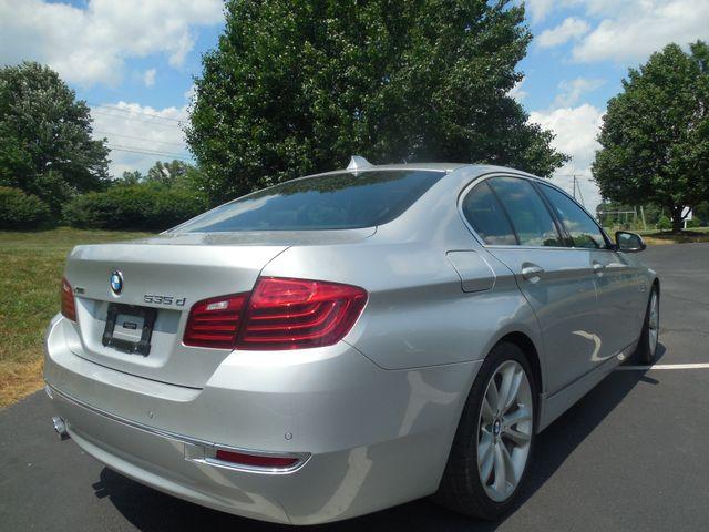 2014 BMW 535d xDrive Leesburg, Virginia 3