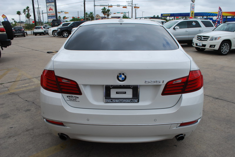 2014 BMW 535i   Brownsville TX  English Motors  in Brownsville, TX