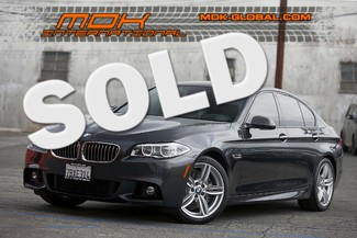 2014 BMW 535i - M Sport - B&O sound - HUD - Cooled seats in Los Angeles