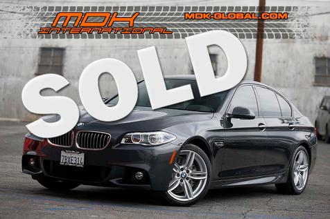 2014 BMW 535i - M Sport - B&O sound - HUD - Cooled seats in Los Angeles