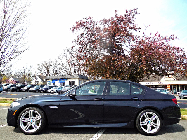 2014 BMW 535i xDrive M Sport Package Leesburg, Virginia 4