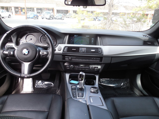 2014 BMW 535i xDrive M Sport Package Leesburg, Virginia 12