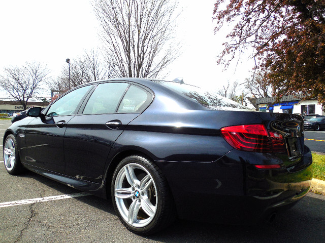 2014 BMW 535i xDrive M Sport Package Leesburg, Virginia 3