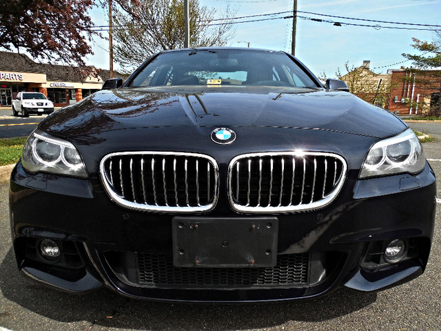 2014 BMW 535i xDrive M Sport Package Leesburg, Virginia 6