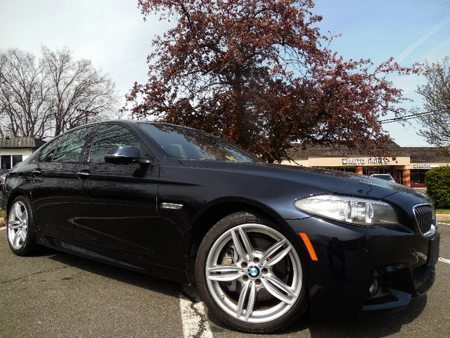 2014 BMW 535i xDrive M Sport Package Leesburg, Virginia 1
