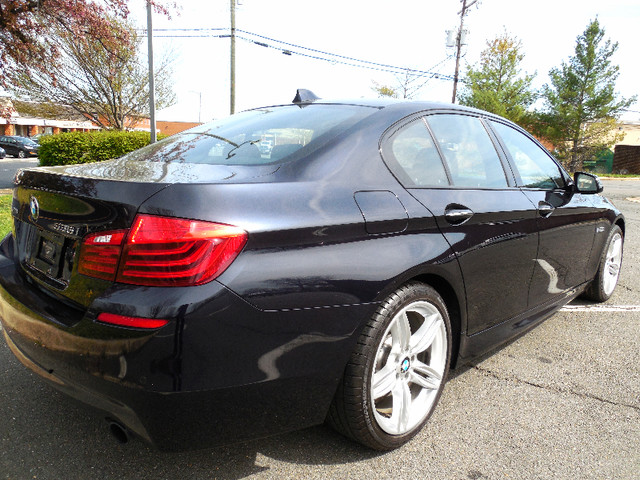 2014 BMW 535i xDrive M Sport Package Leesburg, Virginia 2