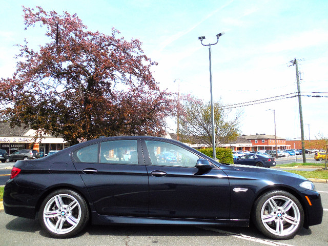 2014 BMW 535i xDrive M Sport Package Leesburg, Virginia 5