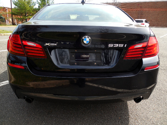 2014 BMW 535i xDrive M Sport Package Leesburg, Virginia 7