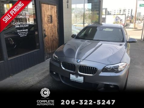 2014 BMW 535i xDrive M Sport Luxury Seating Cold Weather Premium Driving Assist & Driving Assist Plus Pkgs  in Seattle