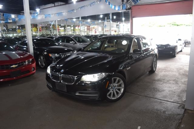 2014 BMW 535i xDrive 4dr Sdn 535i xDrive AWD Richmond Hill, New York 0