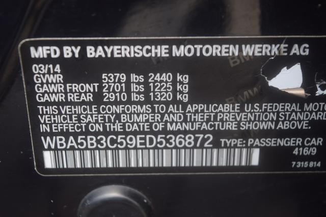 2014 BMW 535i xDrive 4dr Sdn 535i xDrive AWD Richmond Hill, New York 25