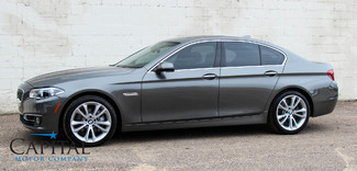 2014 BMW 535xi xDrive AWD w/Navigation, Cold Weather in Eau Claire, Wisconsin