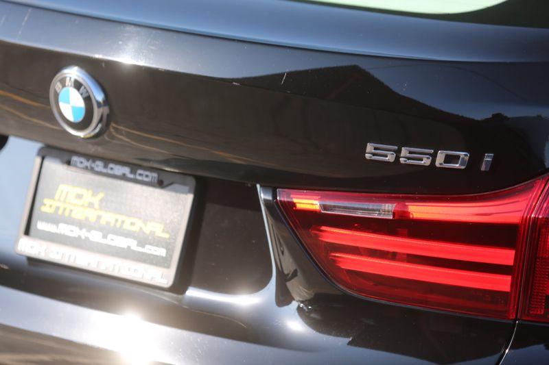 2014 BMW 550i Gran Turismo - Surround View - Blind Spot Assist  city California  MDK International  in Los Angeles, California