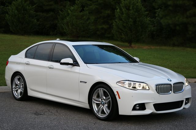 2014 BMW 550i Mooresville, North Carolina 0
