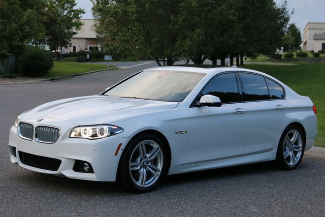 2014 BMW 550i Mooresville, North Carolina 2