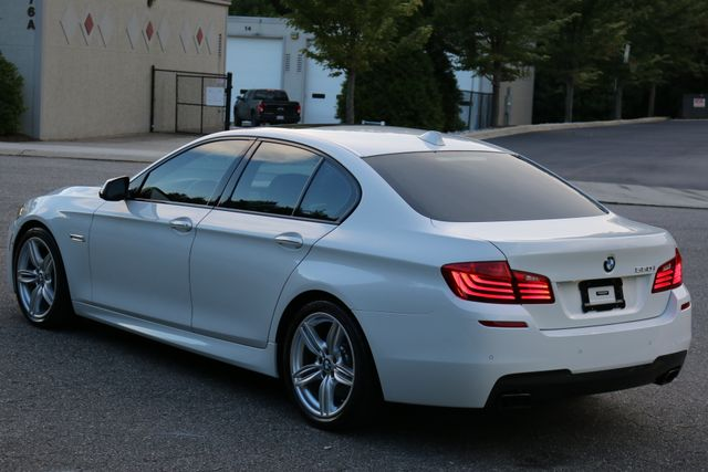 2014 BMW 550i Mooresville, North Carolina 3