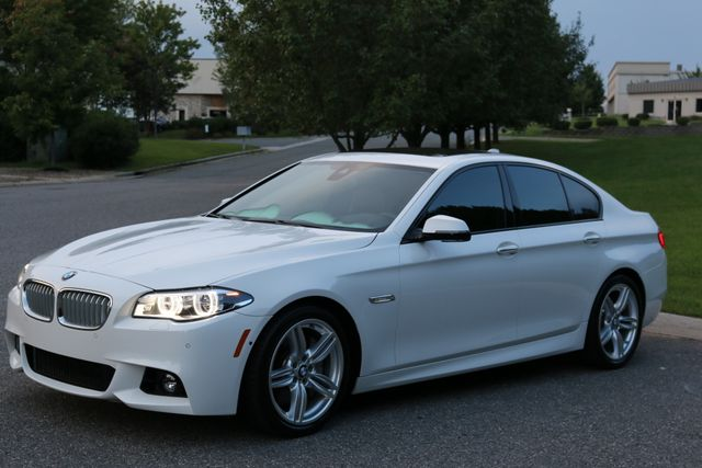 2014 BMW 550i Mooresville, North Carolina 78