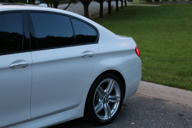 2014 BMW 550i Mooresville, North Carolina 80