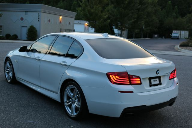2014 BMW 550i Mooresville, North Carolina 81
