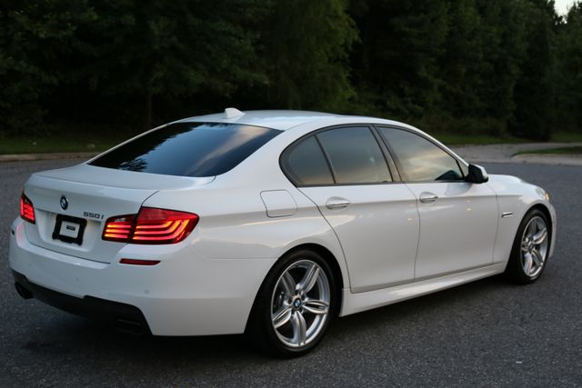 2014 BMW 550i Mooresville, North Carolina 83