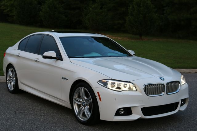 2014 BMW 550i Mooresville, North Carolina 86