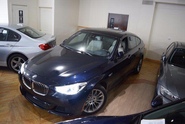 2014 BMW 550i xDrive Gran Turismo 5dr 550i xDrive Gran Turismo AWD Richmond Hill, New York 1