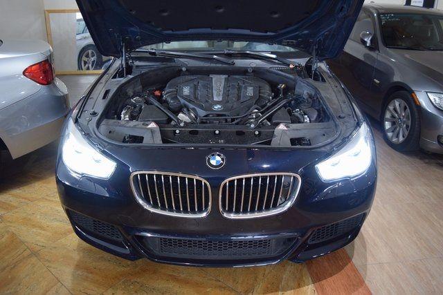 2014 BMW 550i xDrive Gran Turismo 5dr 550i xDrive Gran Turismo AWD Richmond Hill, New York 3