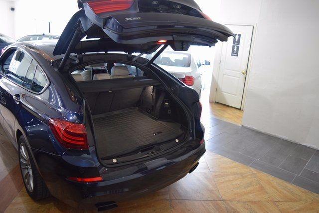 2014 BMW 550i xDrive Gran Turismo 5dr 550i xDrive Gran Turismo AWD Richmond Hill, New York 8